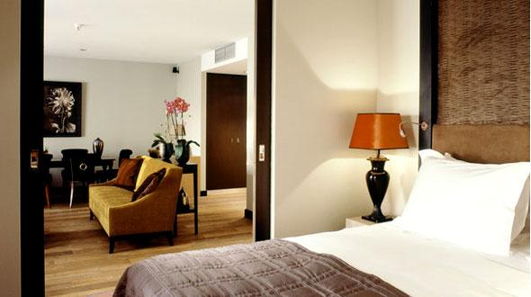 Luxury Hotel Brussels Dominican Suite