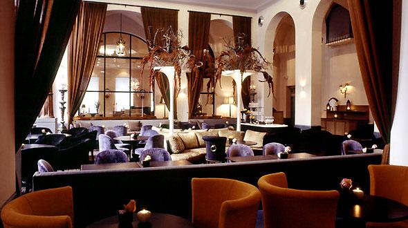 Luxury Hotel Brussels Dominican Salon